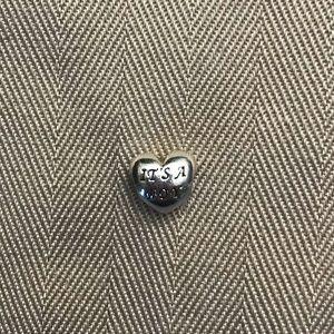It's a Boy Sterling Silver Charm